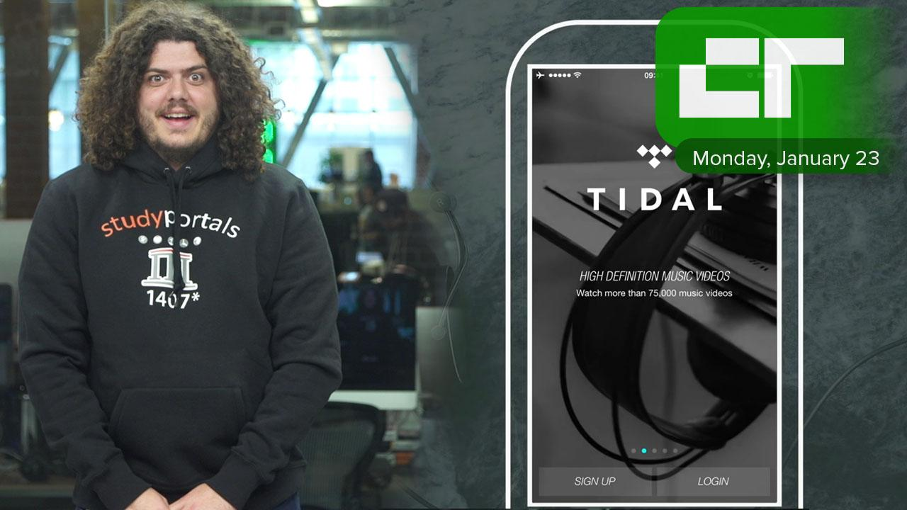 Sprint Takes 33% Stake in Tidal | Crunch Report