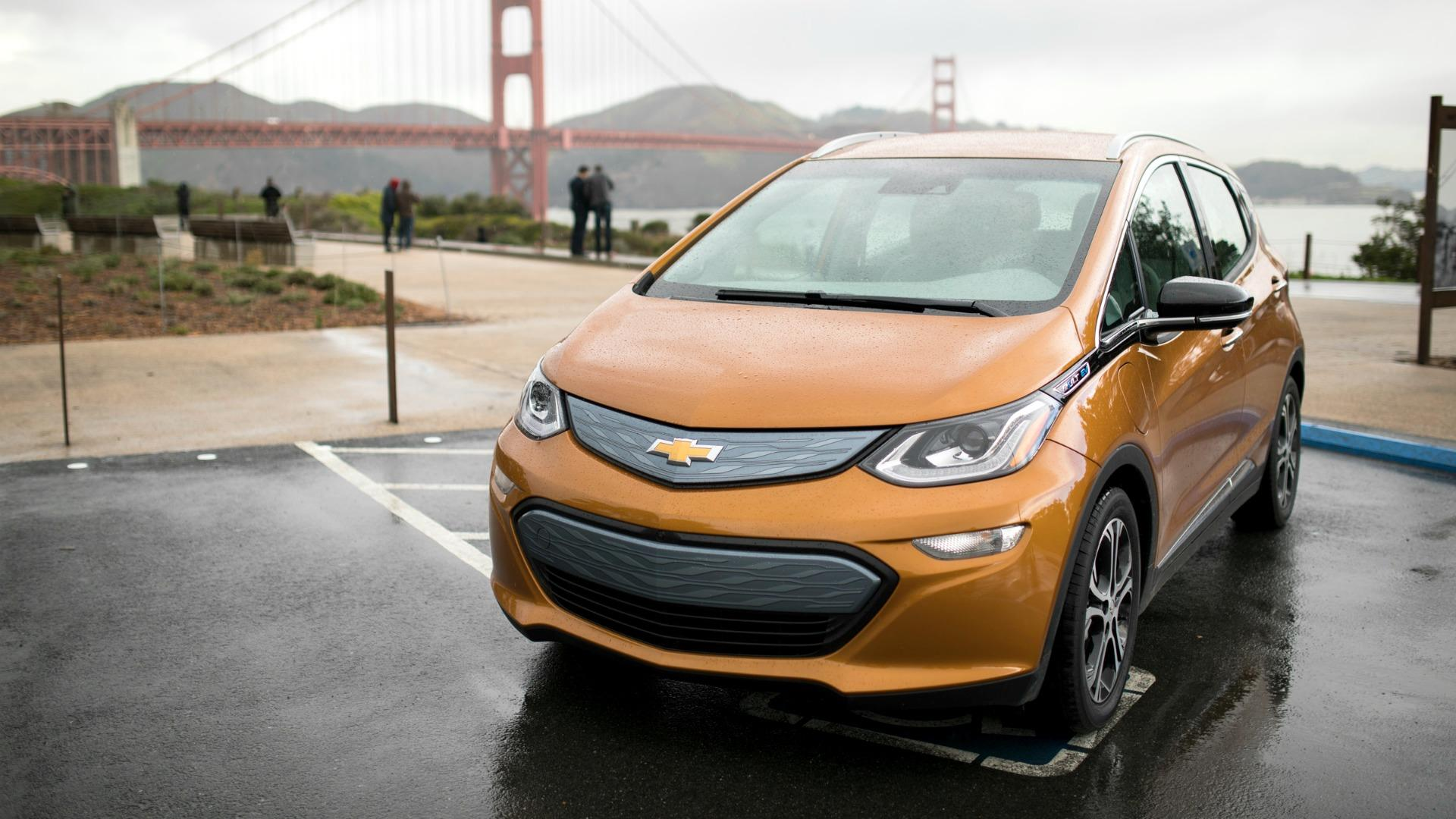 Here's how Chevrolet built a practical electric vehicle with the 2017 Bolt EV