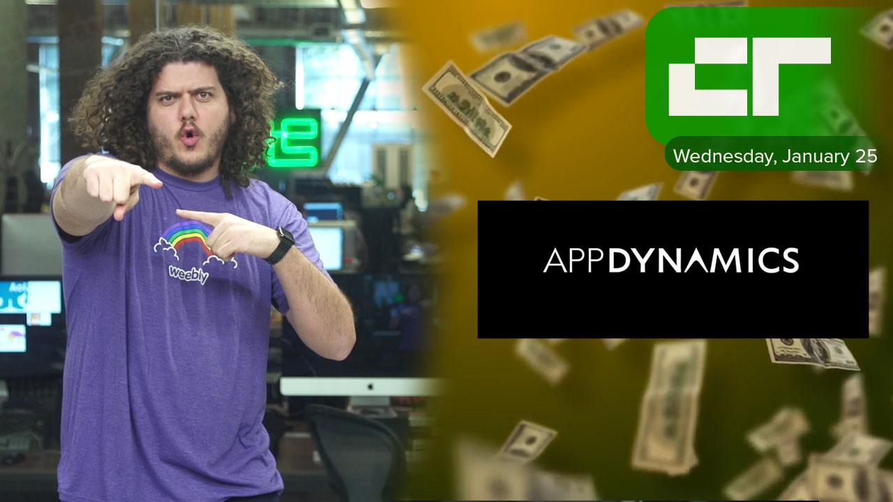 AppDynamics Acquired for $3.7 Billion | Crunch Report