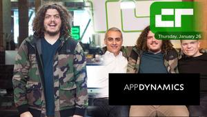 AppDynamics CEO Talks Cisco Acquisition | Crunch Report
