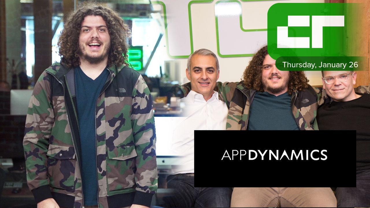 AppDynamics CEO Talks Cisco Acquisition | Crunch Report