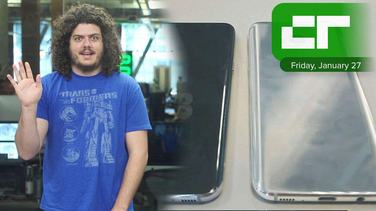 Galaxy S8 Coming in March | Crunch Report