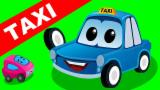 Zeek And Friends | Five Little Garbage Trucks | Car Rhymes And Songs