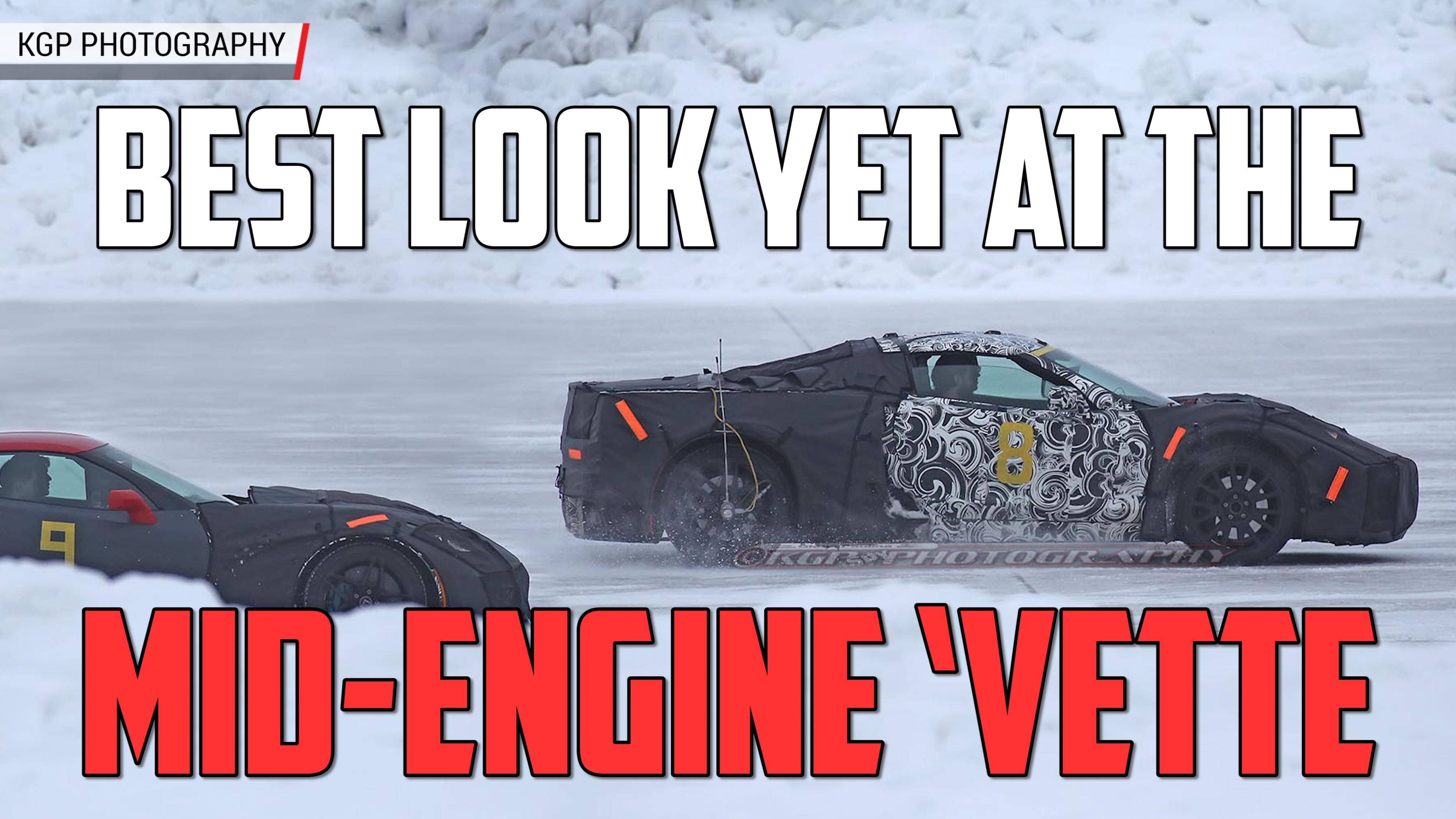 Secrets of the next Corvette's engine and lineup, all