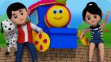 Bob The Train | One Two Buckle My Shoe | Nursery Rhymes Song With Bob, The Train