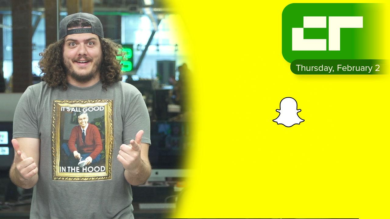 Snap files publicly for its massive IPO | Crunch Report