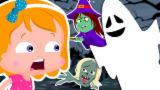 Umi Uzi | Happy Halloween | Scary Nursery Rhymes | Songs For Children
