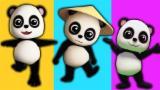 bebé Bao Panda Cinco pequeño patos | niños rimas | 3d Kids Song | Baby Bao Panda | Five Little Ducks