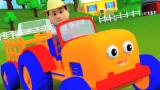 Roues sur le bus | Chansons pour bébés | Wheels On The Bus | Nursery Rhymes | Kids & Baby Songs