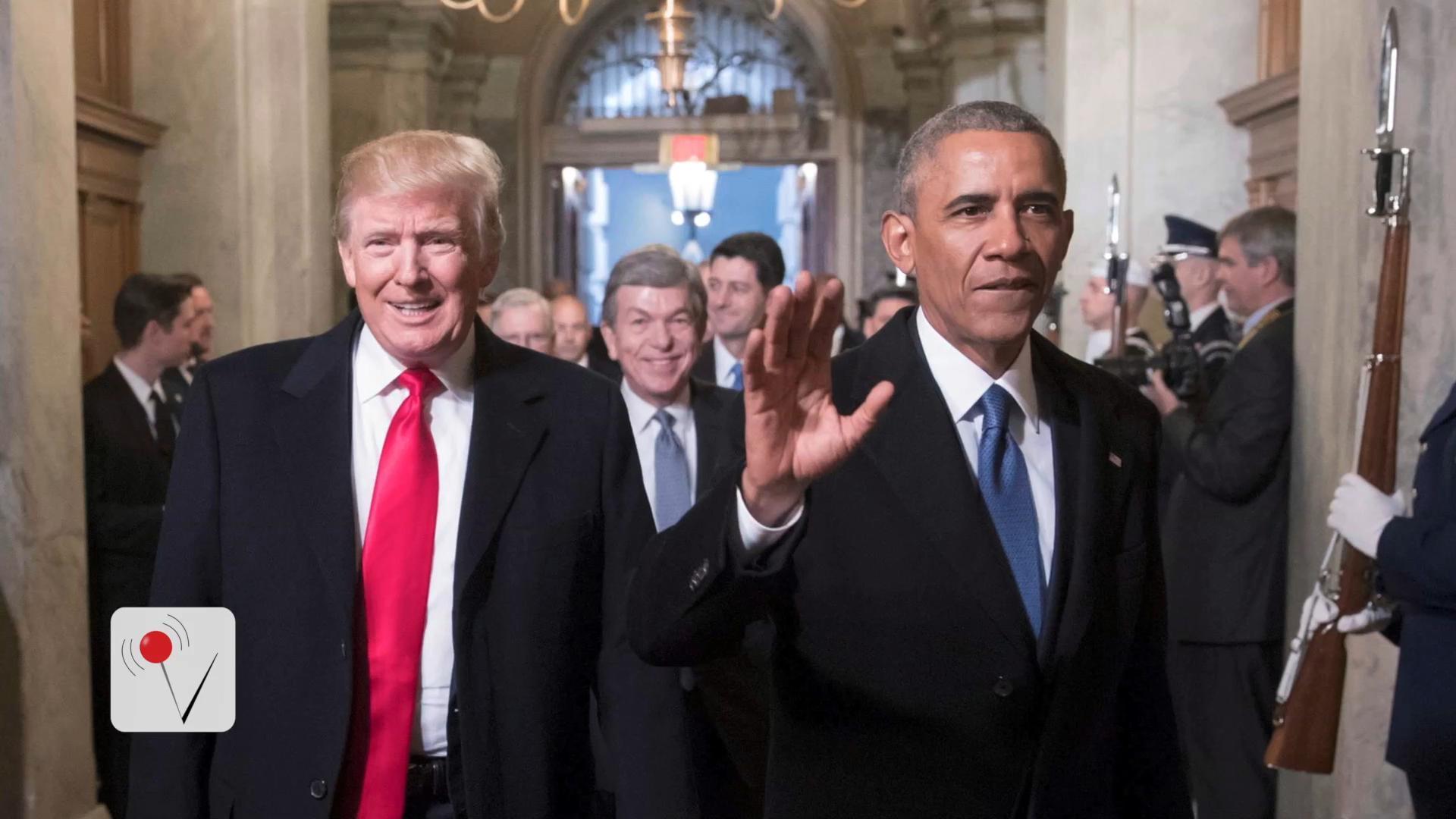 President Trump believes Barack Obama likes him: 'I can ...