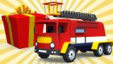 elicottero lavaggio auto | Video educativi | Kids Learn | Videos For Children | Helicopter Car Wash