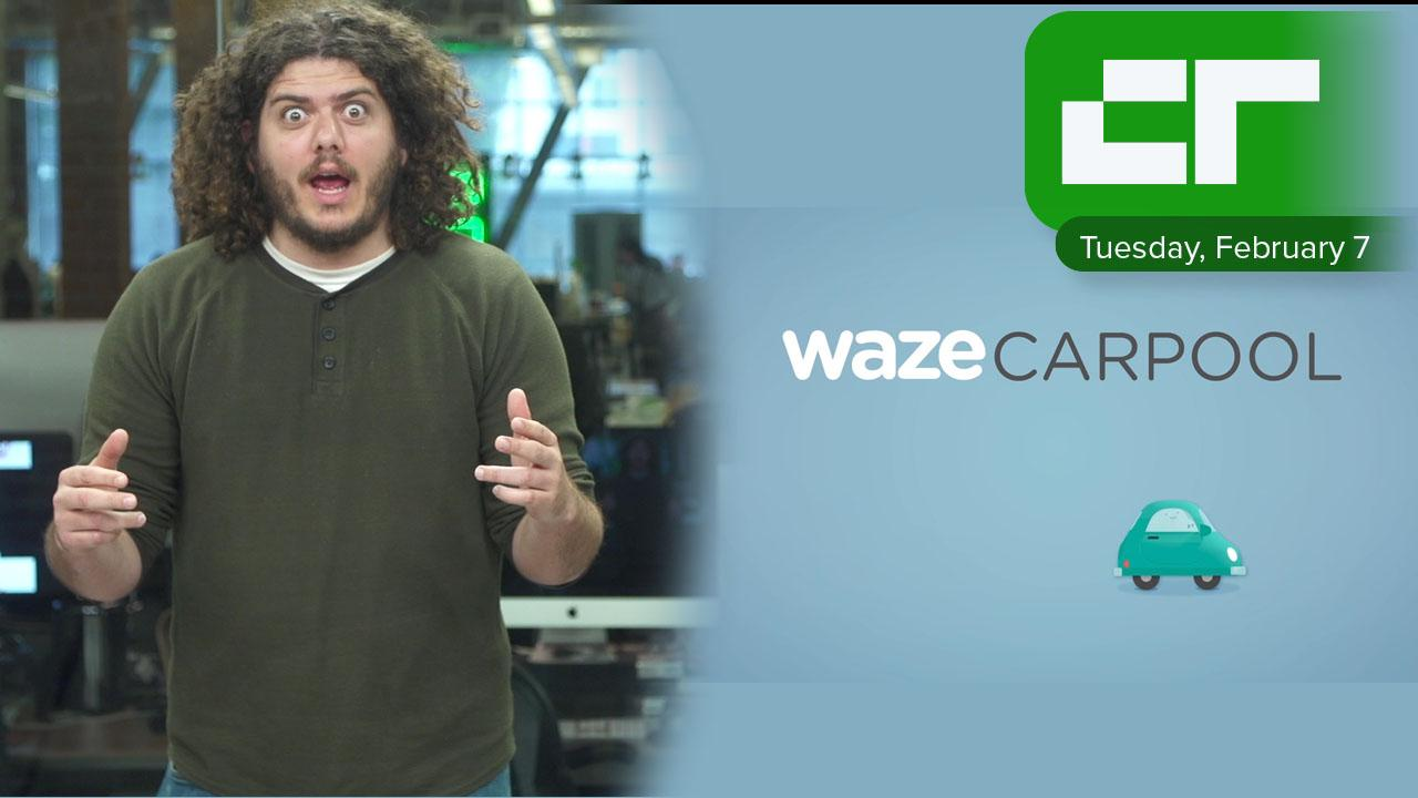 Waze Carpool Grows in Bay Area | Crunch Report
