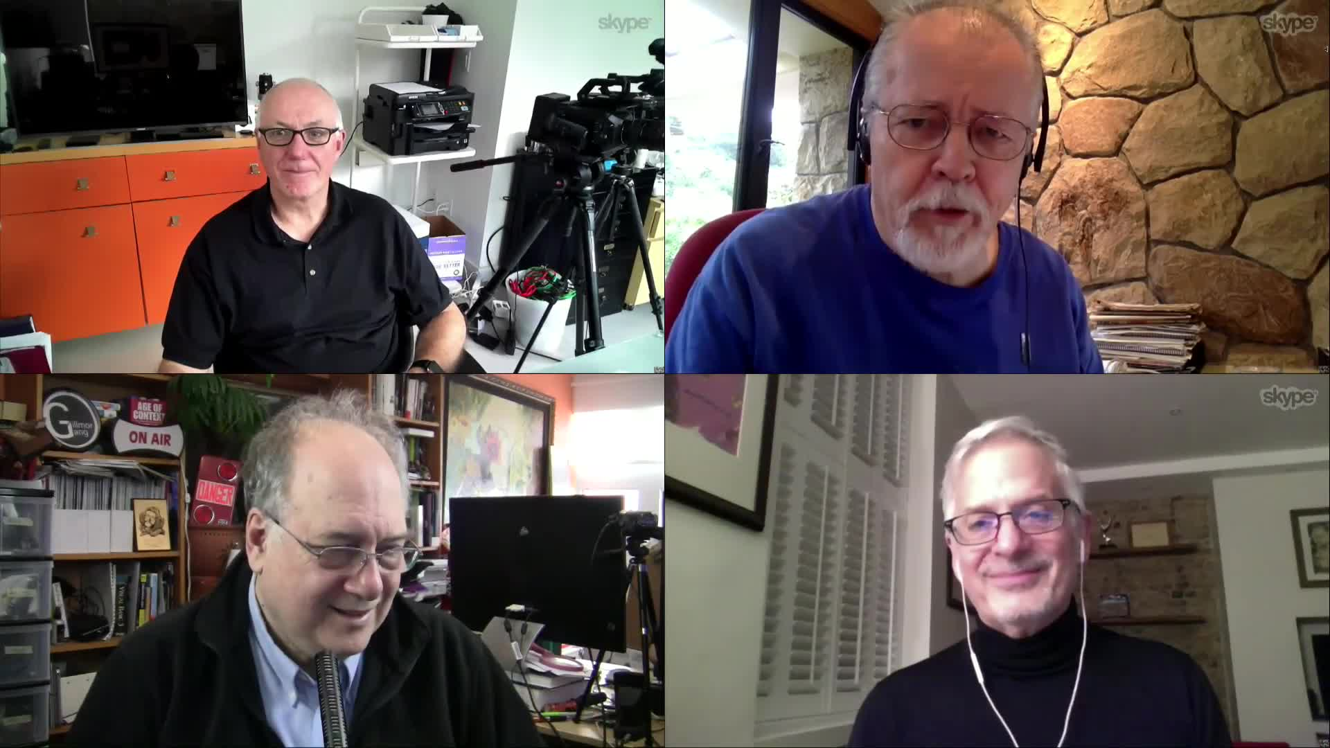 Gillmor Gang: Kakistocracy