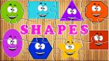 Learn Shapes | Video For Kids | Shapes Song For Children