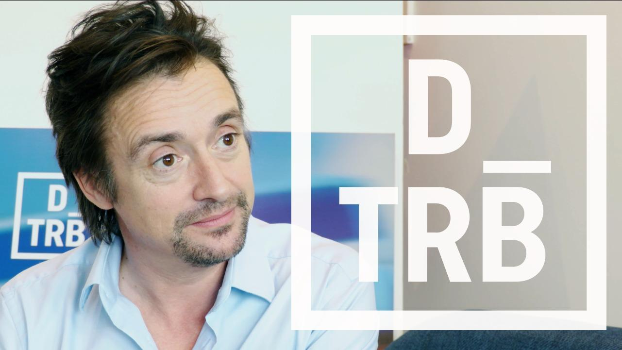 Richard Hammond on building an online hub for car enthusiasts