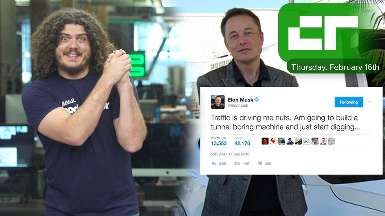 Elon Musk's Tunnel Project | Crunch Report
