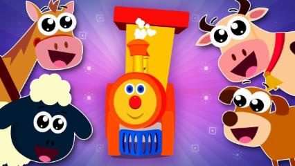 Nursery Rhymes By Kids Baby Club - Five Little Ducks - Nursery Rhymes