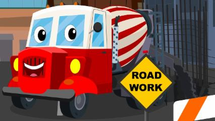 Transformer | Fire Truck | Ambulance | Flatbed Tow Truck | Vehicle For Kids | Cartoons Videos