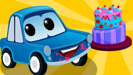 Happy and Sweety |  Taxi song |  car rhymes for children
