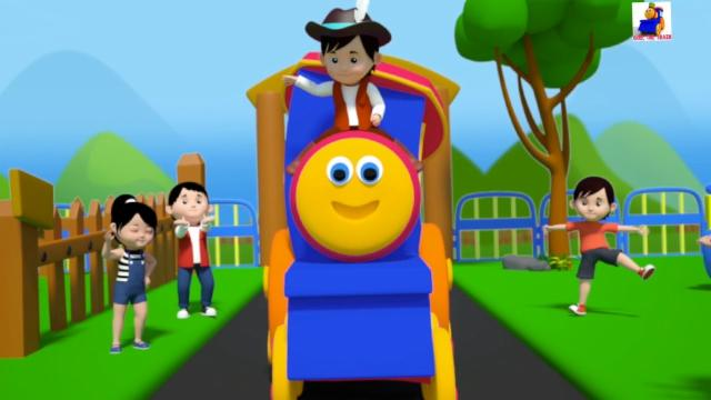 Bob The Train | Yankee Doodle Went To Town | Nursery...