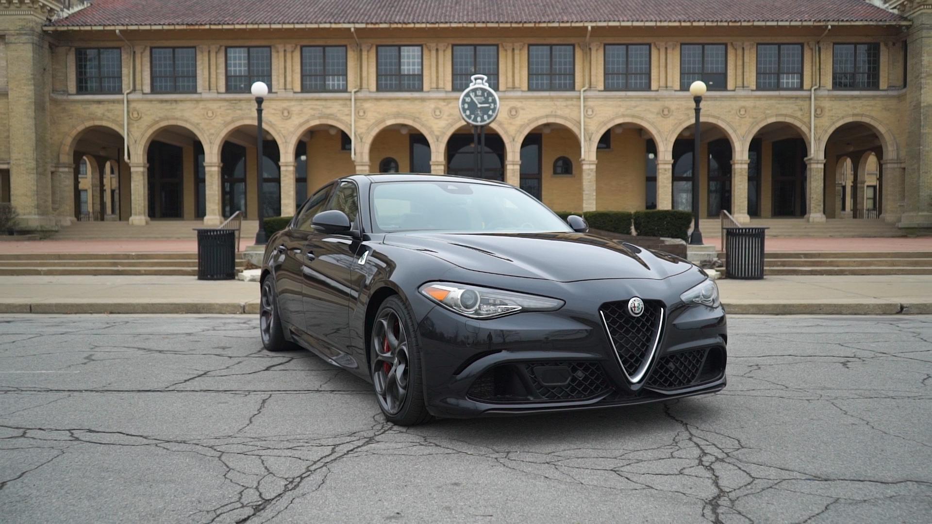 2017 Alfa Romeo Giulia Ti Autoblog