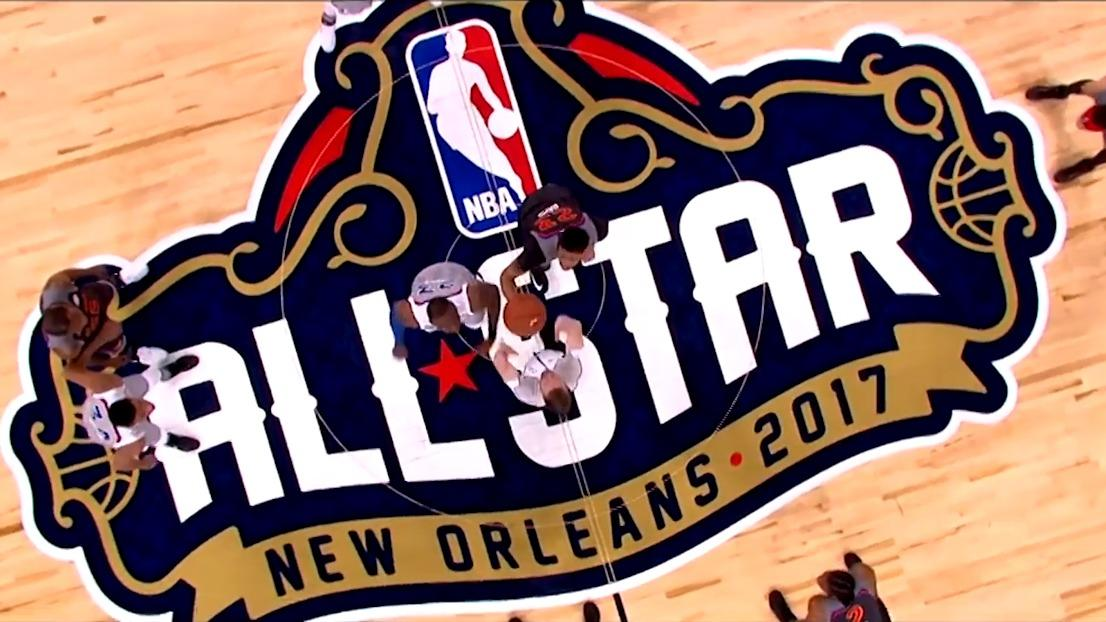 Capturing the NBA All-Star game in new ways