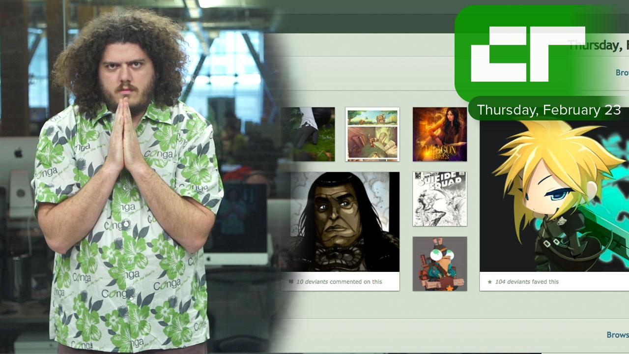 DeviantArt Acquired by Wix | Crunch Report
