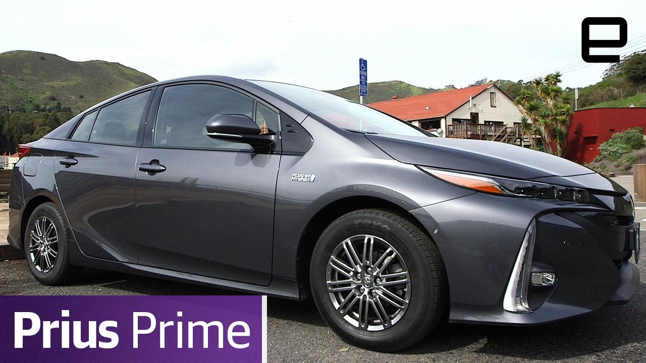 With the Prius Prime, Toyota delivers nearly the perfect