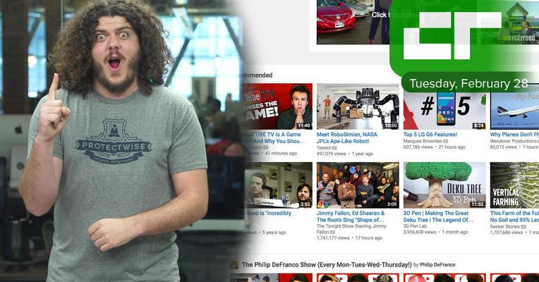 Crunch Report | 1 Billion Hours of YouTube A Day