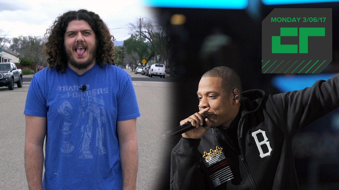 Jay Z Has Arrived | Crunch Report