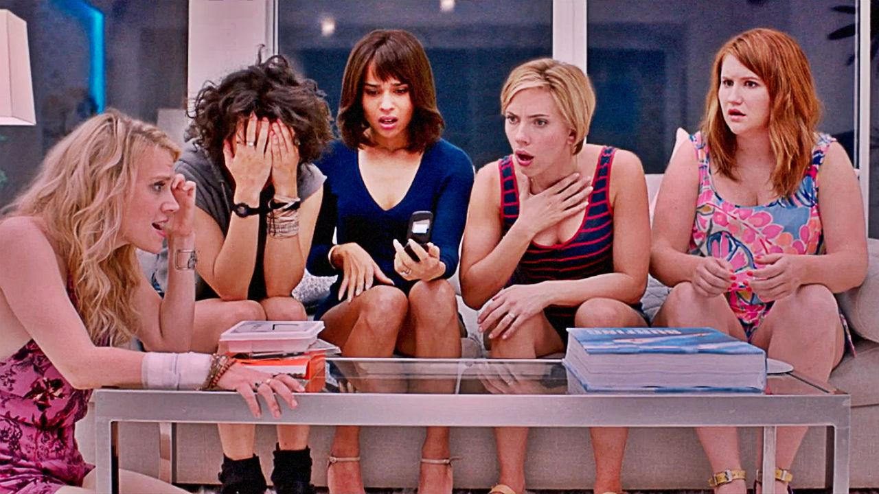 Image result for Rough Night (2017)