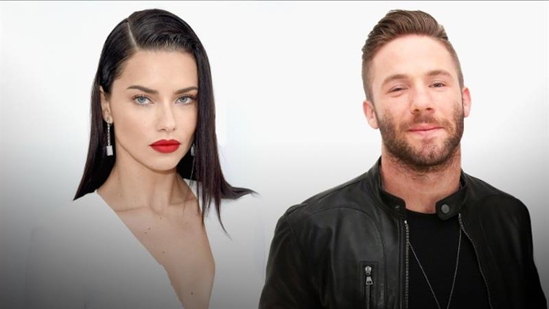 Adriana Lima Posts Cleavage Baring Photos After Split From New England Patriots Julian Edelman