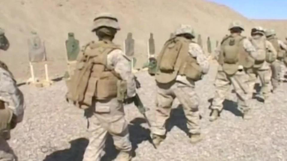Marines Nude Photo Scandal Goes Beyond That One Facebook