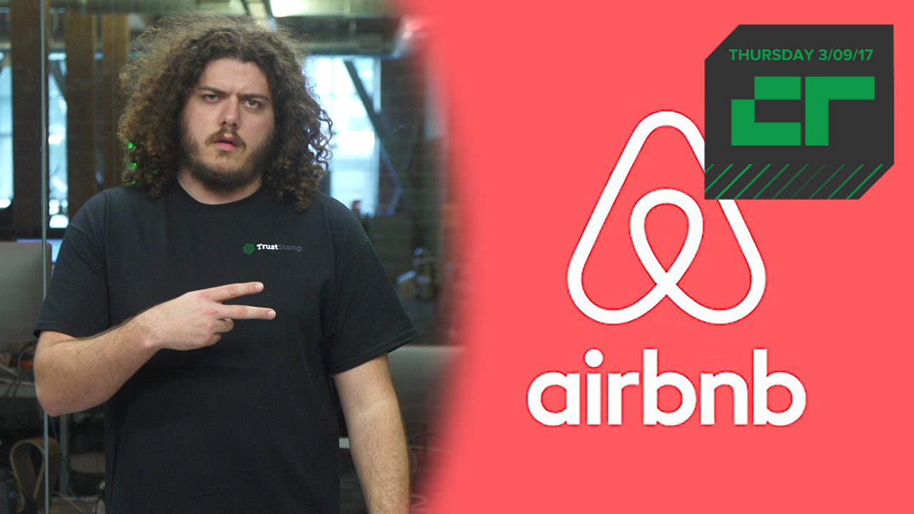 Airbnb Raises $1 Billion | Crunch Report