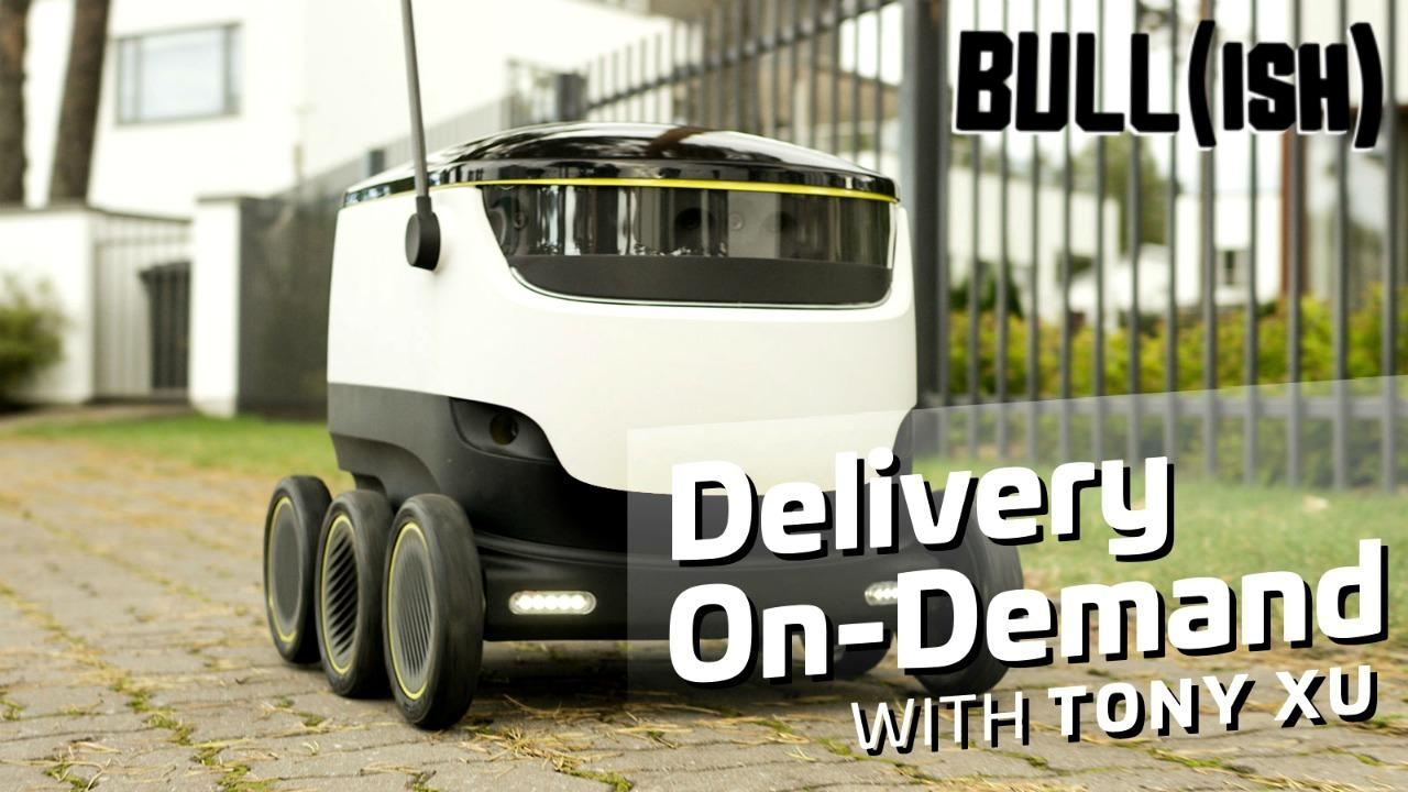 Delivery on demand | Bullish