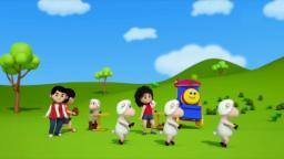 Bob The Train | Little Bo Peep Has Lost Her Sheep | ...