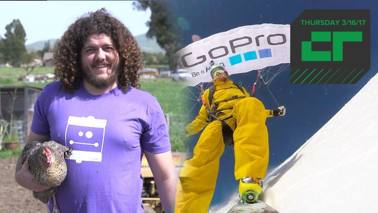 GoPro plans to cut 270 jobs | Crunch Report