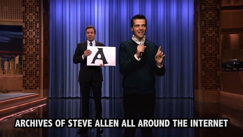 Jimmy Fallon airs college student's awesome 'Tonight Show ... Daniel Radcliffe Rapping
