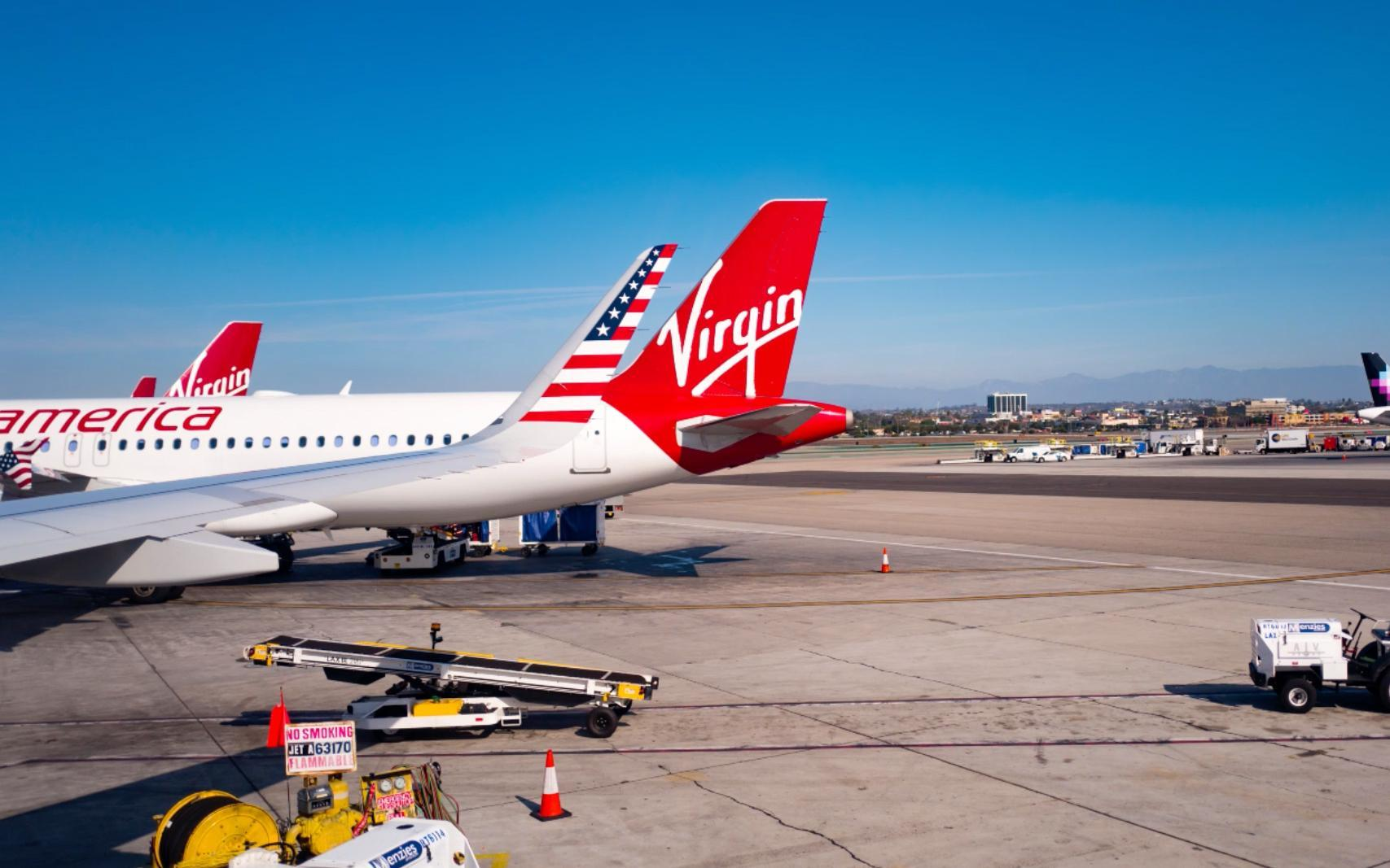 Virgin America is going away, here's when it will become Alaska Air