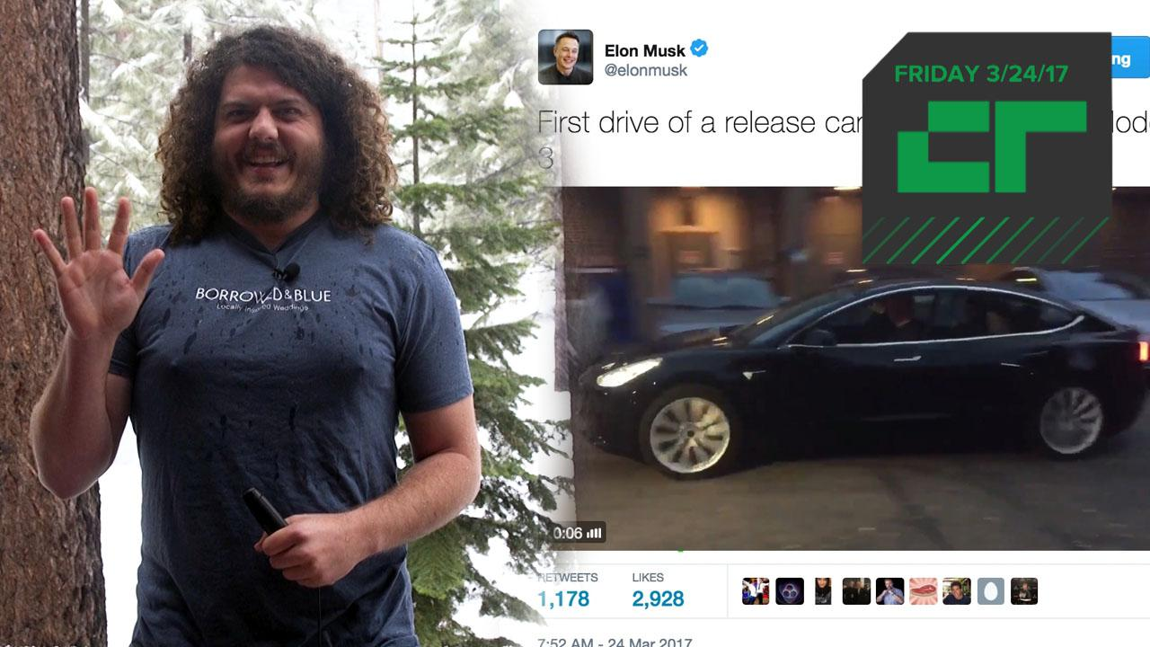 Tesla's Long List of Updated Updates | Crunch Report