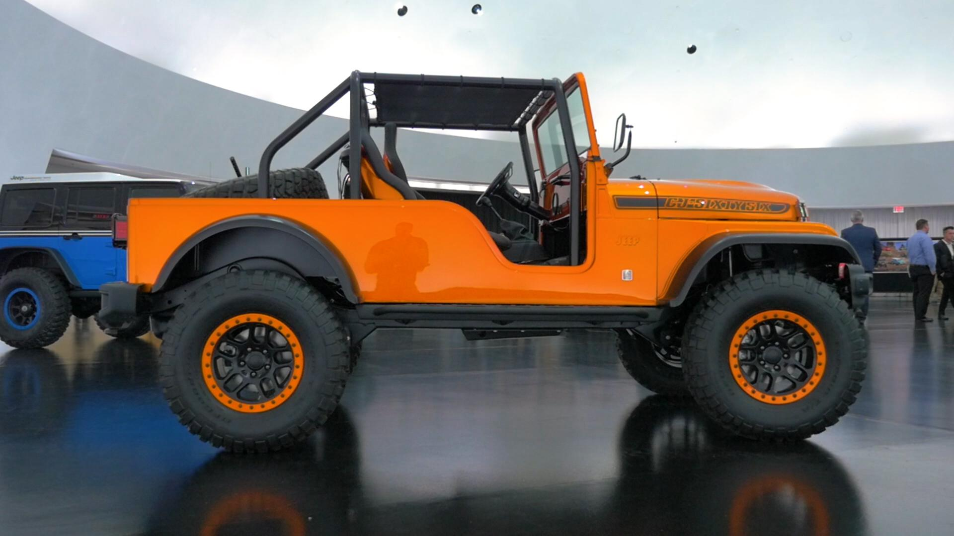 build    jeep wrangler willys wheeler autoblog