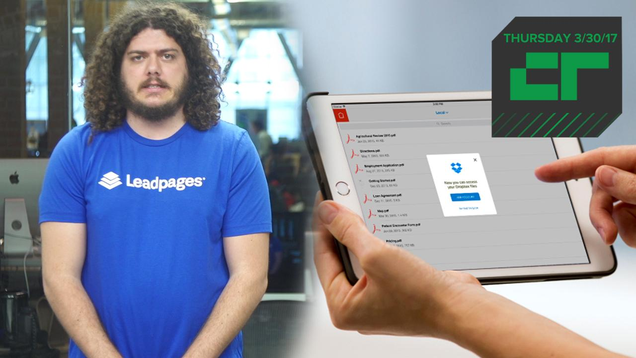 Dropbox Uploads $600 Million Credit Line | Crunch Report