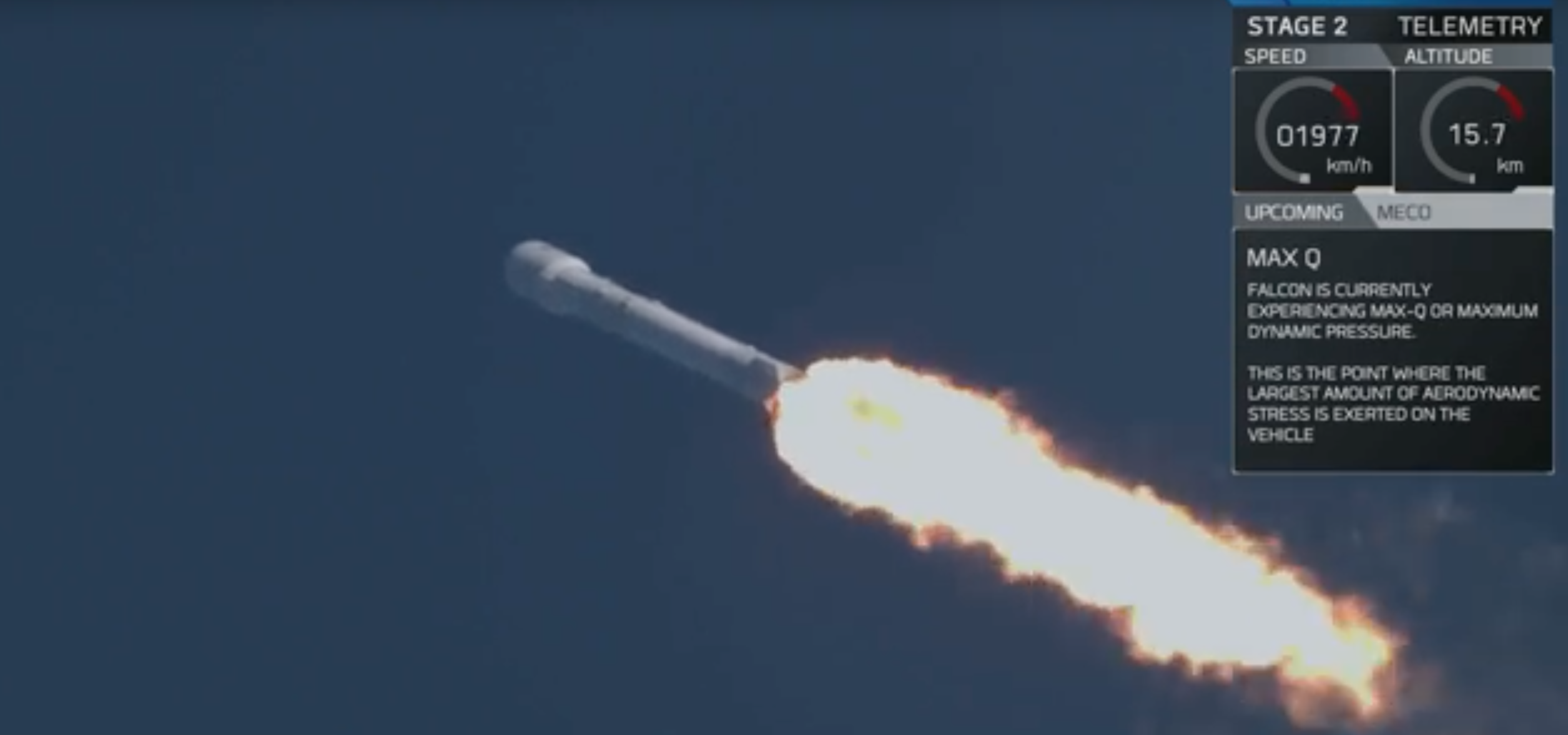 SpaceX re-launches Falcon 9 rocket