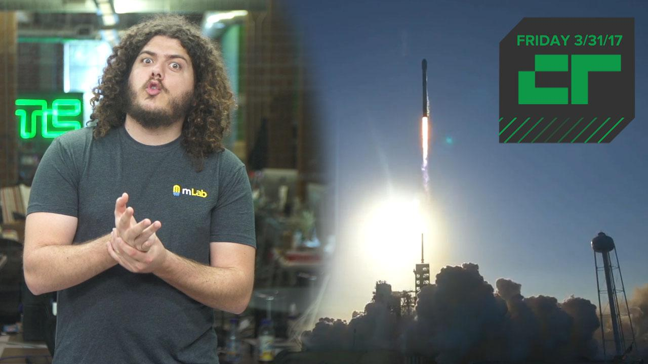 SpaceX Successfully Re-launches a Rocket | Crunch Report