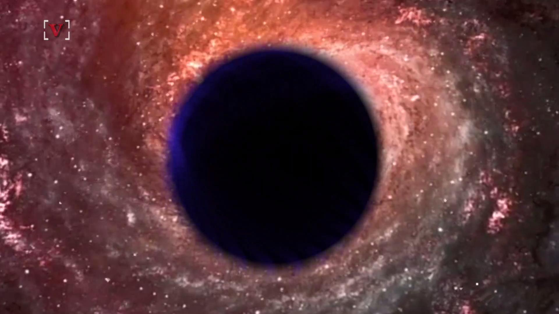 A mega-telescope is trying to take the first image ever of ...