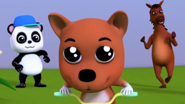 Baby Bao Panda   Bingo   Dog Song   Nursery Rhymes F...