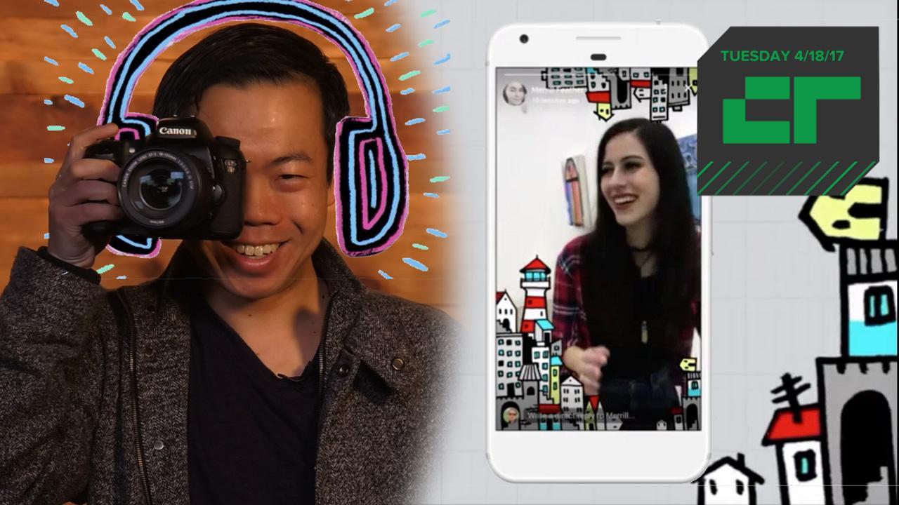 Facebook Launches Camera Effects Platform | Crunch Report