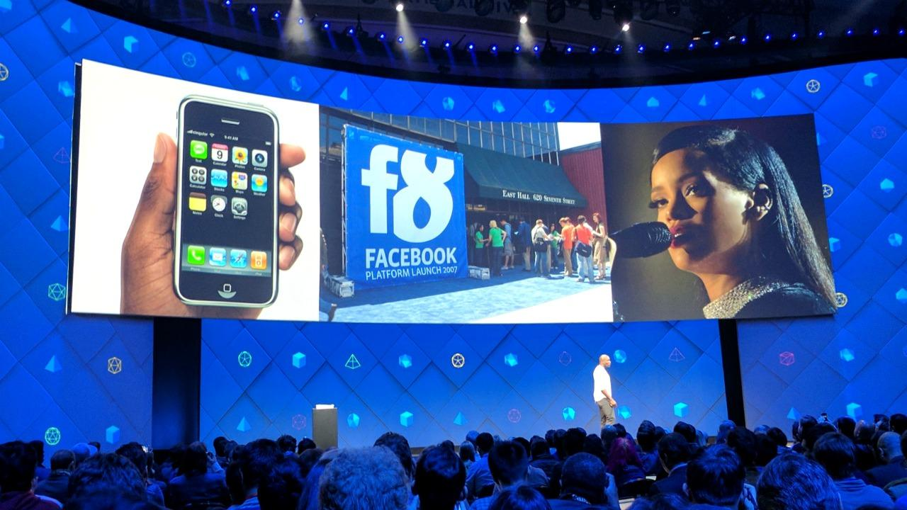 F8: Camera Effects and Messenger updates