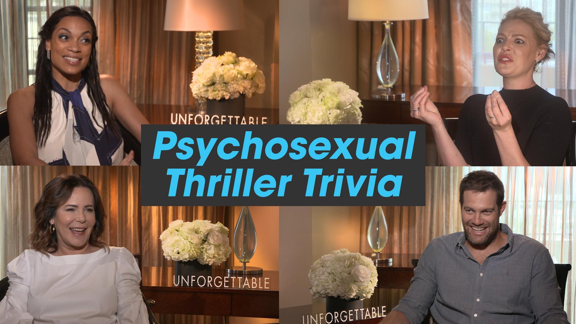 Psychosexual thriller definition