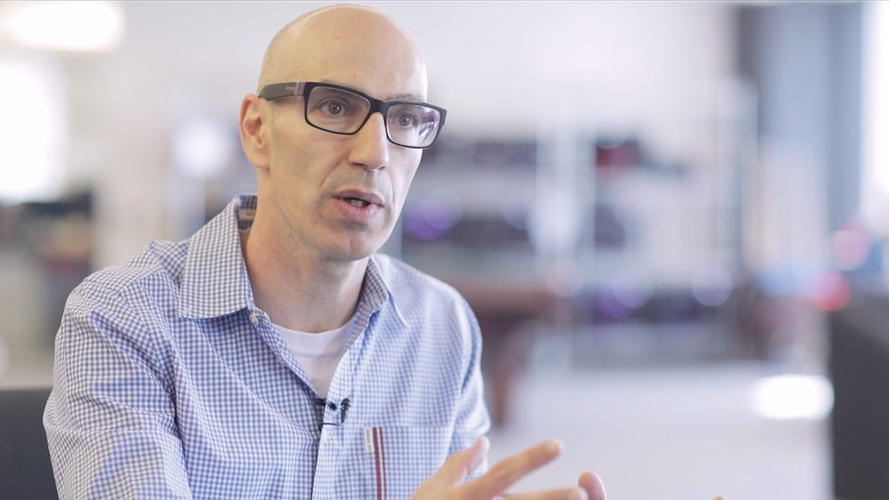 Makerbot CEO Nadav Goshen on 3D Printing